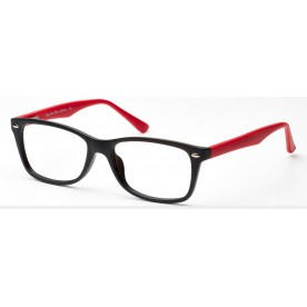 Aquarius 513 Black & Red