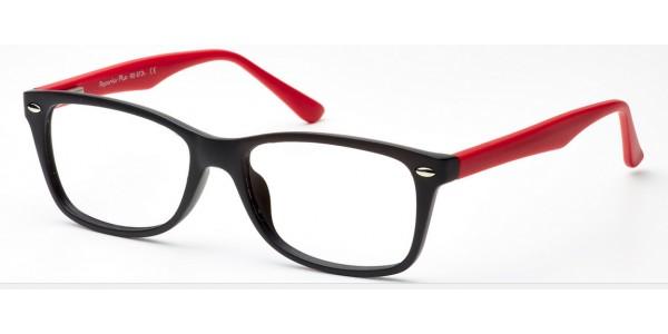 Aquarius 513 Black & Red