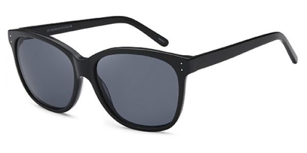 Carducci CD1063 Sunglass Black