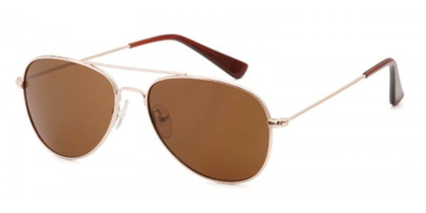 Capello Aviator Sunglass 58mm