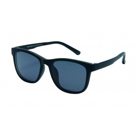 London Club LC 10 Black with Detachable Magnetic Sunglass