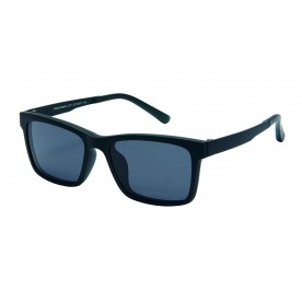 London Club LC 11 Black with Detachable Magnetic Sunglass