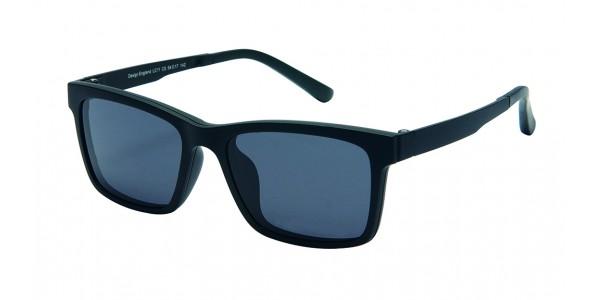 London Club LC 11 Black Detachable Magnetic Sunglass
