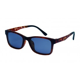 London Club LC 12 Brown  with Detachable Magnetic Sunglass