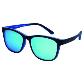 London Club LC 10 Black & Blue with Detachable Magnetic Sunglass