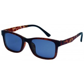 London Club LC 12 Tortoise  with Detachable Magnetic Sunglass