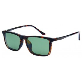 London Club LC 38 Tortoiseshell with Detachable Magnetic Sunglass