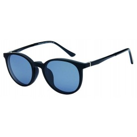 London Club LC 39 Black with Detachable Magnetic Sunglass