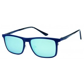 London Club LC 40 Blue with Detachable Magnetic Sunglass