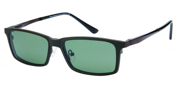 London Club LC 41 Bronze with Detachable Magnetic Sunglass