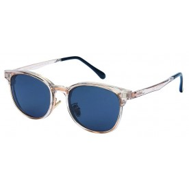 London Club LC 93 Clear & Gold with Detachable Magnetic Sunglass
