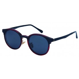 London Club LC 94 Dark Red & Gold with Detachable Magnetic Sunglass