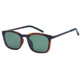 London Club LC 104 Tortoise with Detachable Magnetic Sunglass