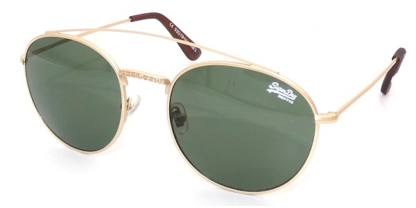 Superdry Indianna Sunglasses Gold