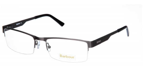 Barbour B027 Matt Silver