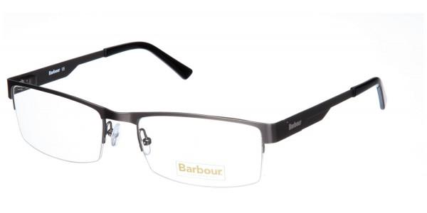 Barbour B027 Matt Silver