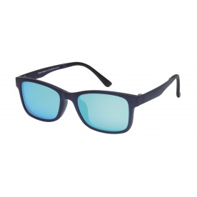 London Club LC 12 Blue  with Detachable Magnetic Sunglass