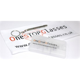 Spectacle and lens care kit