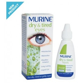 Murine for Dry and Tired eyes