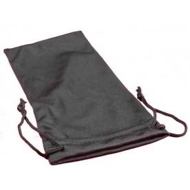 Microfibre pouch - Black